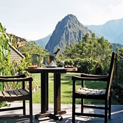 Sanctuary Lodge Machu Picchu Peru