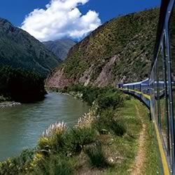 Orient Express train Cusco Peru